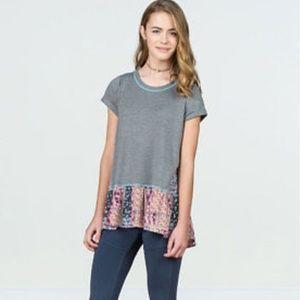 Matilda Jane Pen Pals Tunic Top Tween Size 12
